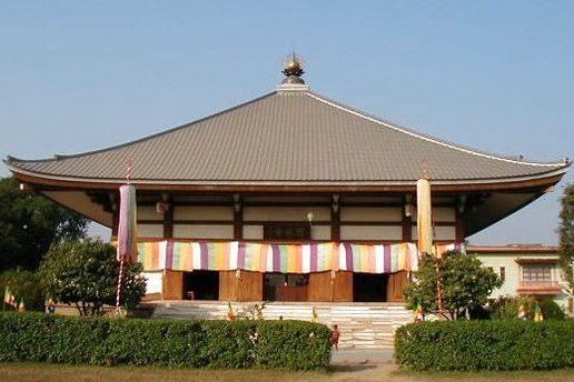 日本寺本堂